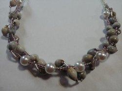 画像5: 数珠玉ネックレス(F)