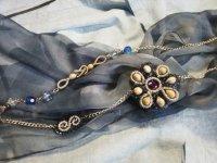 数珠玉ネックレス(H)