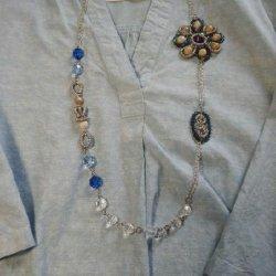 画像4: 数珠玉ネックレス(H)