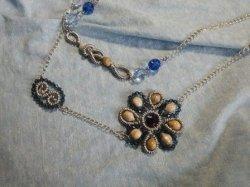 画像3: 数珠玉ネックレス(H)